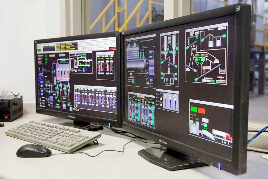 Boiler Control Upgrades Wellons