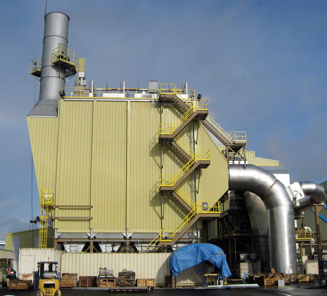 Wellons Electrostatic Precipitator - ESP