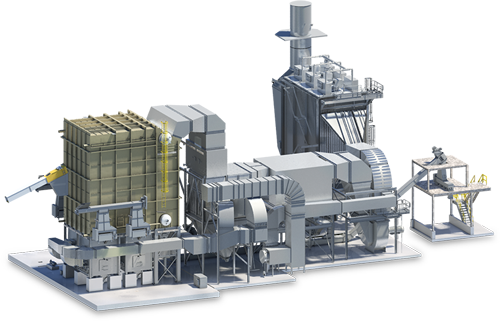 Steam Boiler Systems - Wellons